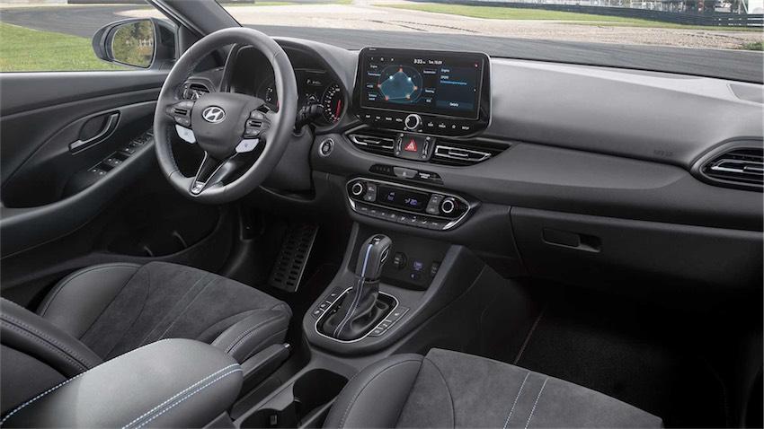 Hyundai i30 N 2021 được trang bị hộp số ly hợp kép mới - 4
