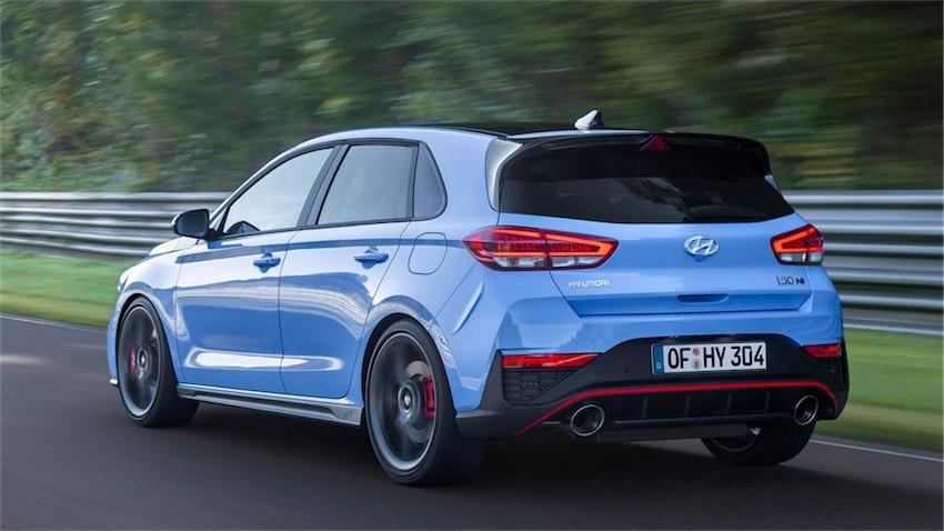 Hyundai i30 N 2021 được trang bị hộp số ly hợp kép mới - 5