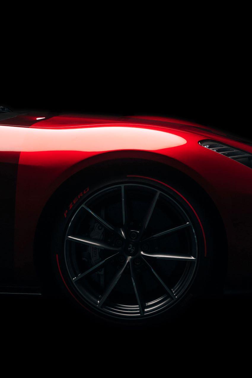 Phiên bản Ferrari Omologata