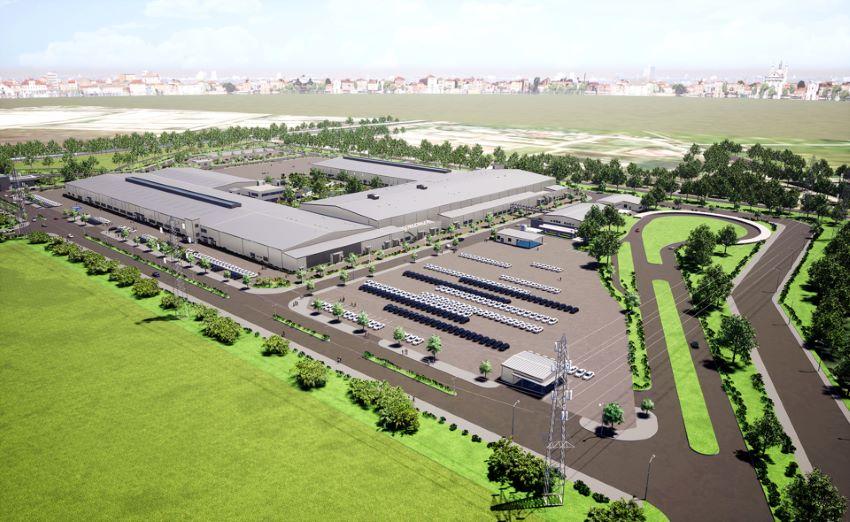 nhà máy Hyundai Thành Công số 2