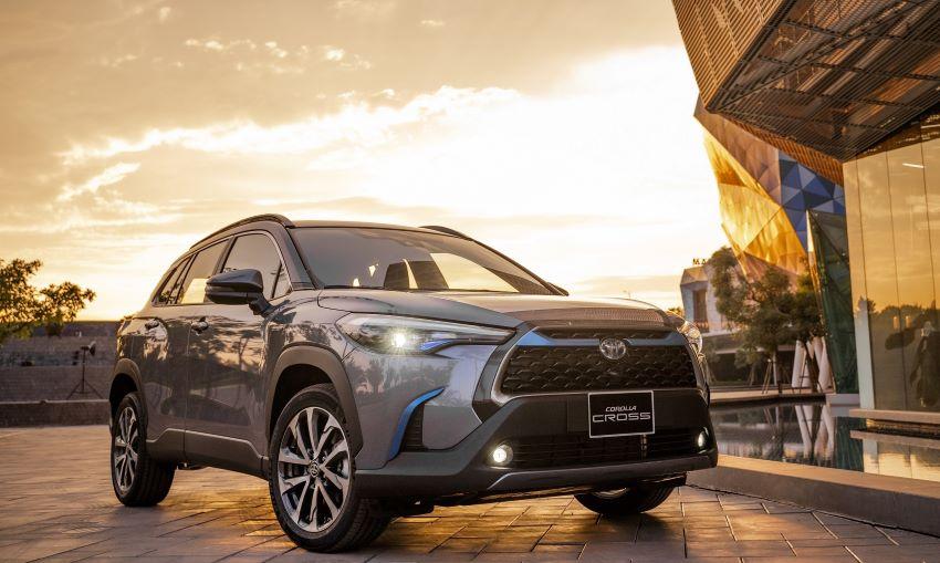 doanh số Toyota tháng 8