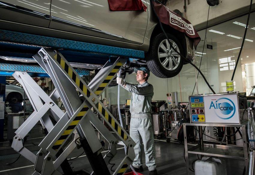 Toyota triệu hồi xe kiểm tra