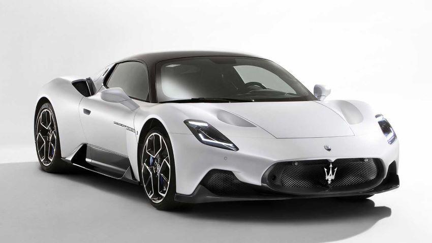 Siêu xe Maserati MC20