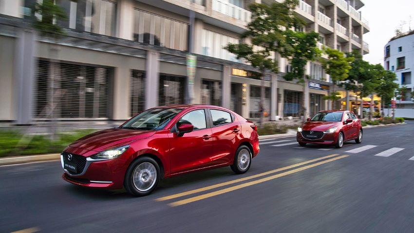 ưu đãi Mazda2