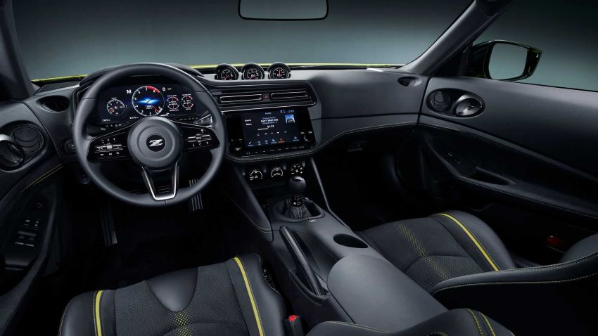 Nissan Z Proto mới