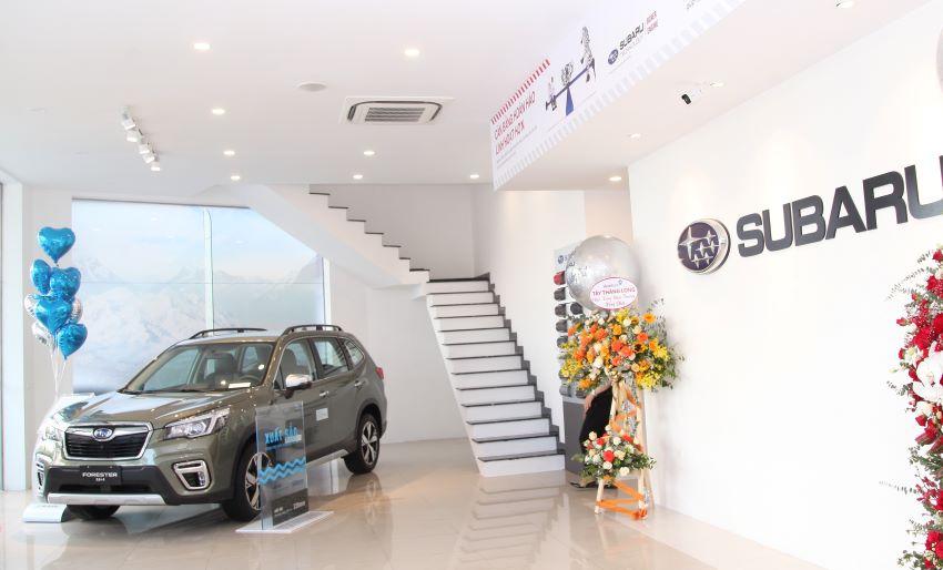 đại lý Subaru Giải Phóng