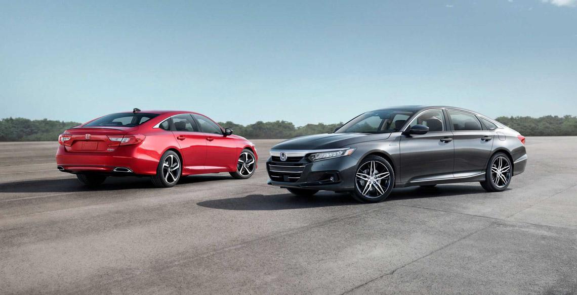 Honda Accord 2021 ra mắt tại Mỹ có thêm bản đặc biệt - 1