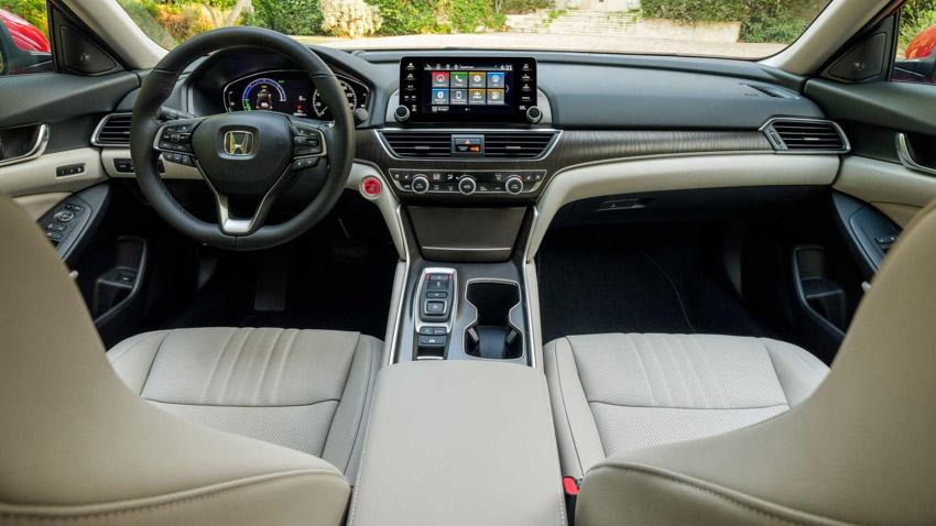 Honda Accord 2021 ra mắt tại Mỹ có thêm bản đặc biệt - 13