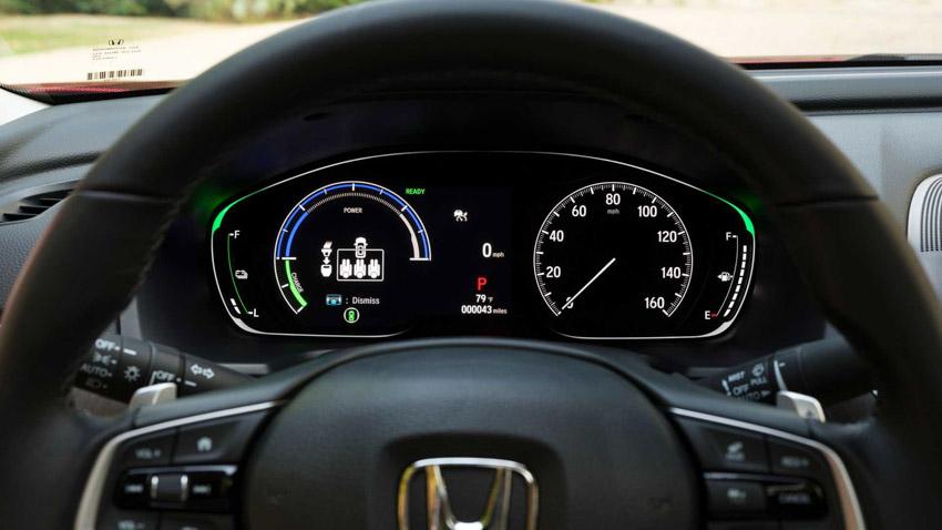 Honda Accord 2021 ra mắt tại Mỹ có thêm bản đặc biệt - 16