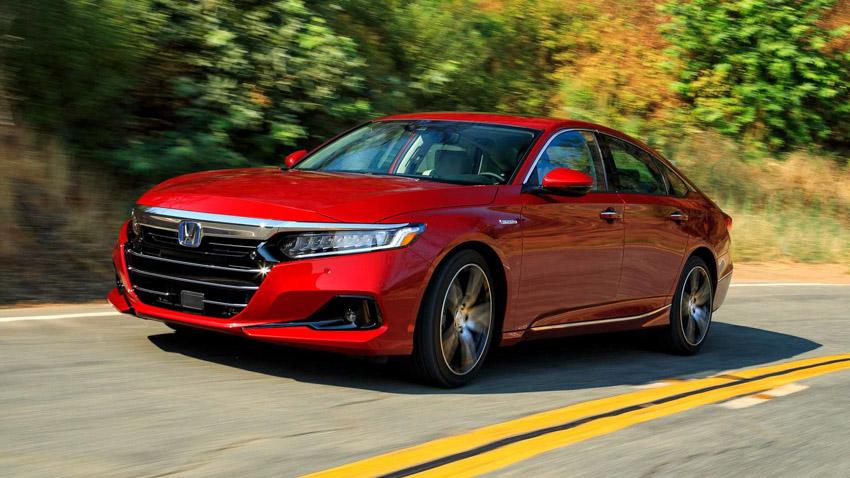Honda Accord 2021 ra mắt tại Mỹ có thêm bản đặc biệt - 3