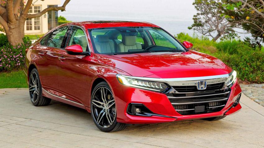 Honda Accord 2021 ra mắt tại Mỹ có thêm bản đặc biệt - 6