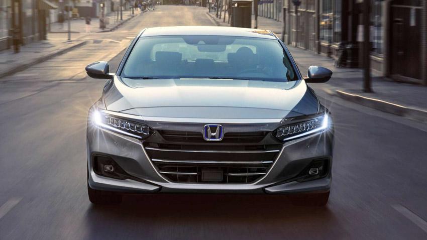Honda Accord 2021 ra mắt tại Mỹ có thêm bản đặc biệt - 8
