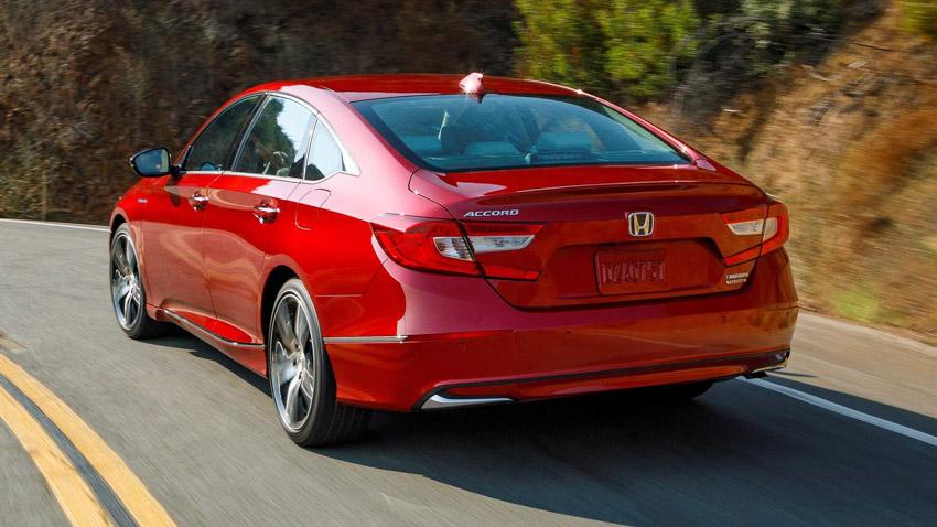 Honda Accord 2021 ra mắt tại Mỹ có thêm bản đặc biệt - 9