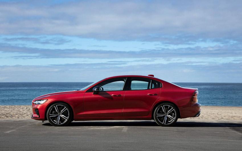 Volvo S60 2020 chuẩn bị ra mắt Việt Nam, cạnh tranh BMW 3-Series - 3