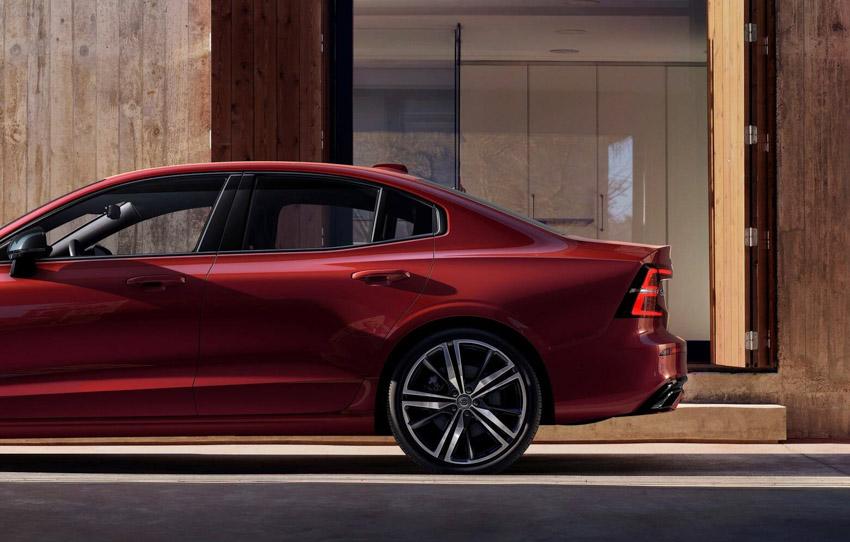 Volvo S60 2020 chuẩn bị ra mắt Việt Nam, cạnh tranh BMW 3-Series - 7