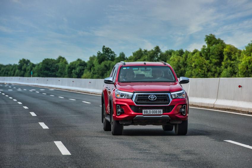 Hành trình trải nghiệm Toyota SUV 2020 - đầy đủ các dòng xe mới nhất của Toyota-13