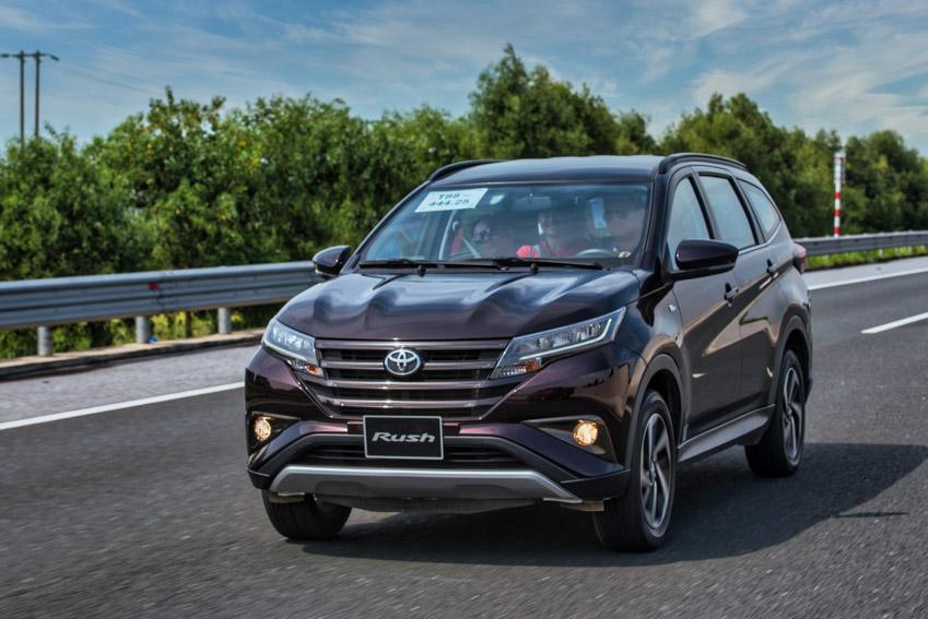 Hành trình trải nghiệm Toyota SUV 2020 - đầy đủ các dòng xe mới nhất của Toyota-16