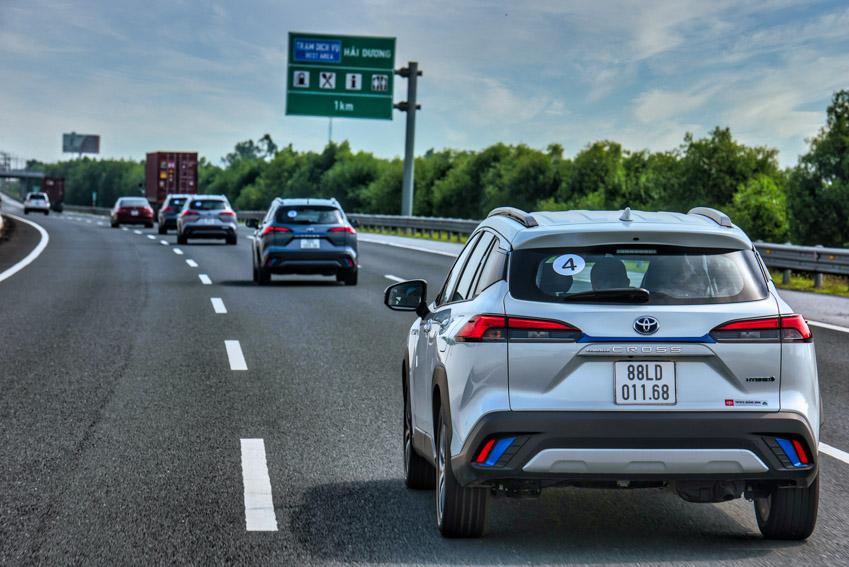 Hành trình trải nghiệm Toyota SUV 2020 - đầy đủ các dòng xe mới nhất của Toyota-18