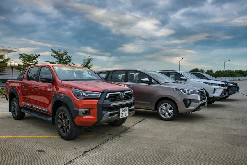 Hành trình trải nghiệm Toyota SUV 2020 - đầy đủ các dòng xe mới nhất của Toyota-20