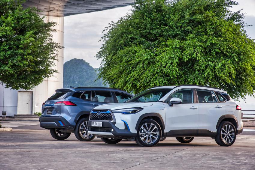 Hành trình trải nghiệm Toyota SUV 2020 - đầy đủ các dòng xe mới nhất của Toyota-26