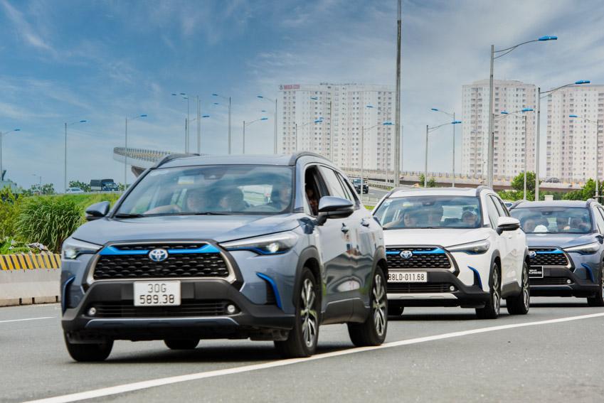Hành trình trải nghiệm Toyota SUV 2020 - đầy đủ các dòng xe mới nhất của Toyota-5