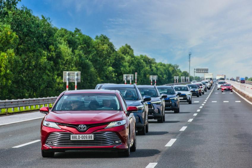 Hành trình trải nghiệm Toyota SUV 2020 - đầy đủ các dòng xe mới nhất của Toyota-8