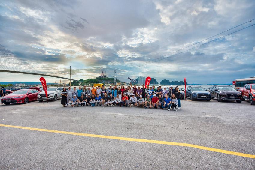 Hành trình trải nghiệm Toyota SUV 2020 - đầy đủ các dòng xe mới nhất của Toyota-29