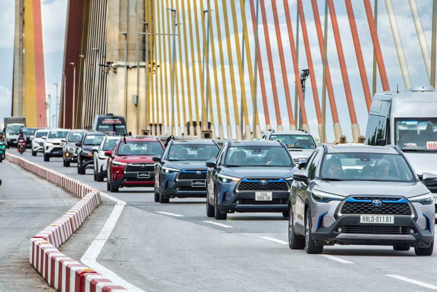 Hành trình trải nghiệm Toyota SUV 2020 - đầy đủ các dòng xe mới nhất của Toyota-30