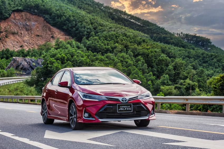 Hành trình trải nghiệm Toyota SUV 2020 - đầy đủ các dòng xe mới nhất của Toyota-40