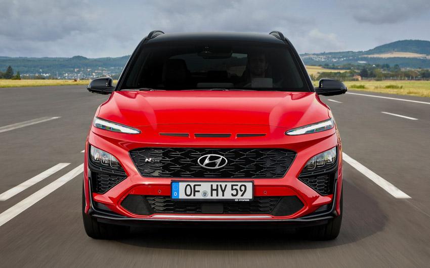 Hyundai Kona 2021 chính thức ra mắt, sớm về Việt Nam làm khó Kia Seltos - 13