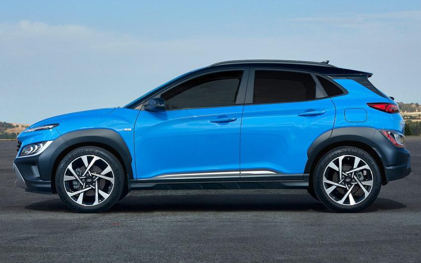 Hyundai Kona 2021 chính thức ra mắt, sớm về Việt Nam làm khó Kia Seltos - 6