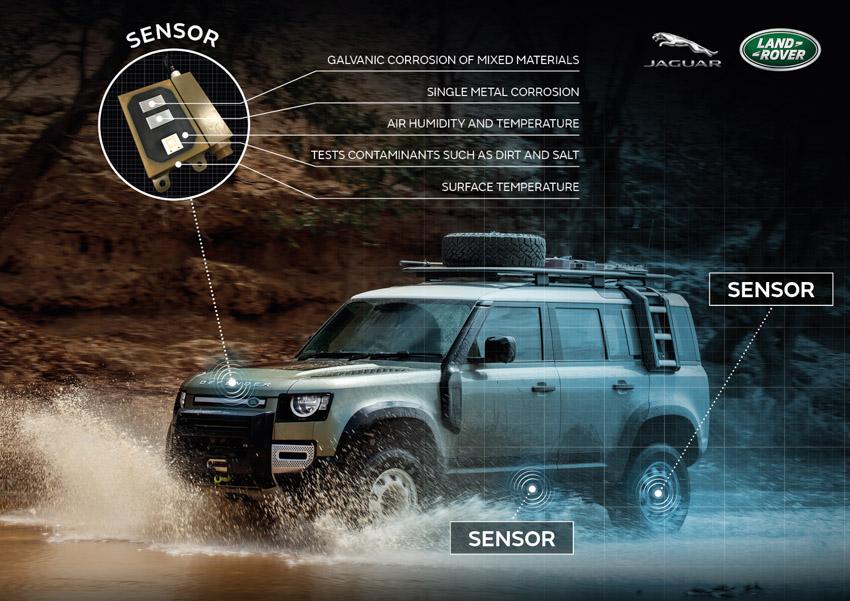Jaguar Land Rover sử dụng công nghệ hàng không vũ trụ để phát triển các phương tiện sử dụng vật liệu nhẹ - 4