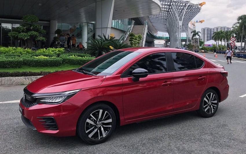 Honda City thế hệ thứ 5 sắp ra mắt thị trường Việt Nam - 2
