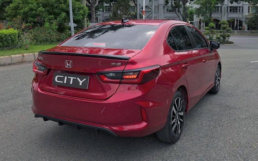 Honda City thế hệ thứ 5 sắp ra mắt thị trường Việt Nam - 3