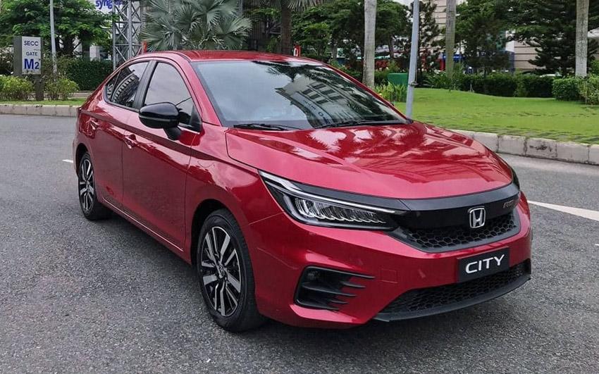 Honda City thế hệ thứ 5 sắp ra mắt thị trường Việt Nam - 4