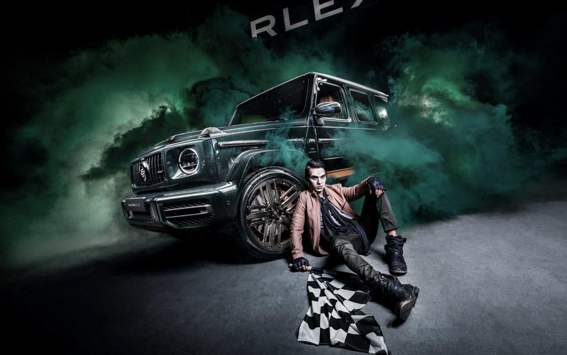 Vua địa hình Mercedes-Benz G-Class siêu cá tính với bản độ từ Carlex Design - 1
