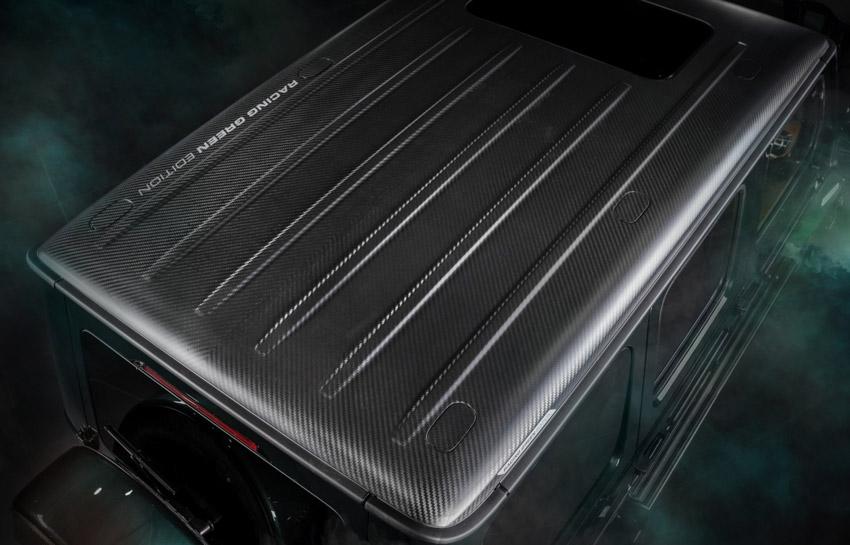 Vua địa hình Mercedes-Benz G-Class siêu cá tính với bản độ từ Carlex Design-10