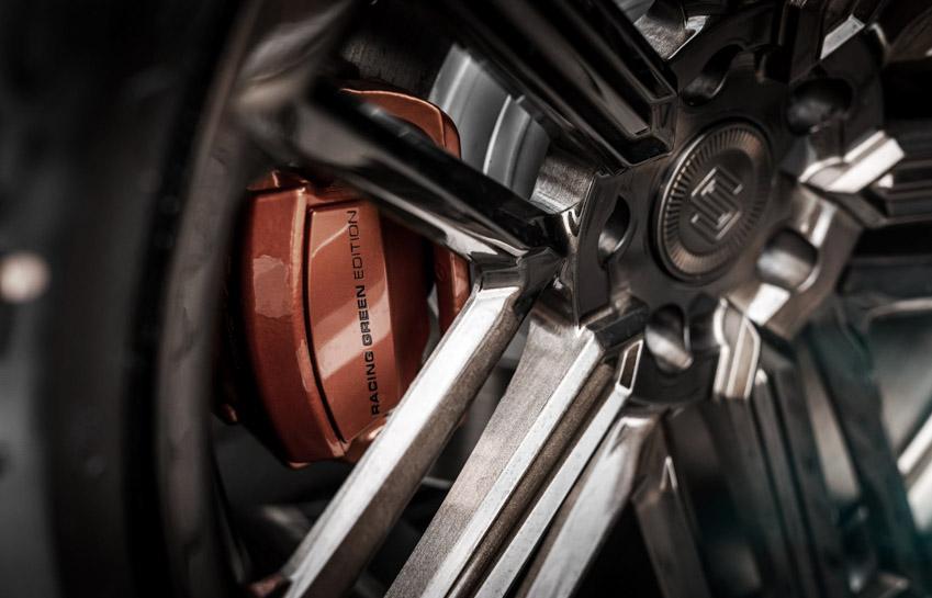 Vua địa hình Mercedes-Benz G-Class siêu cá tính với bản độ từ Carlex Design-11