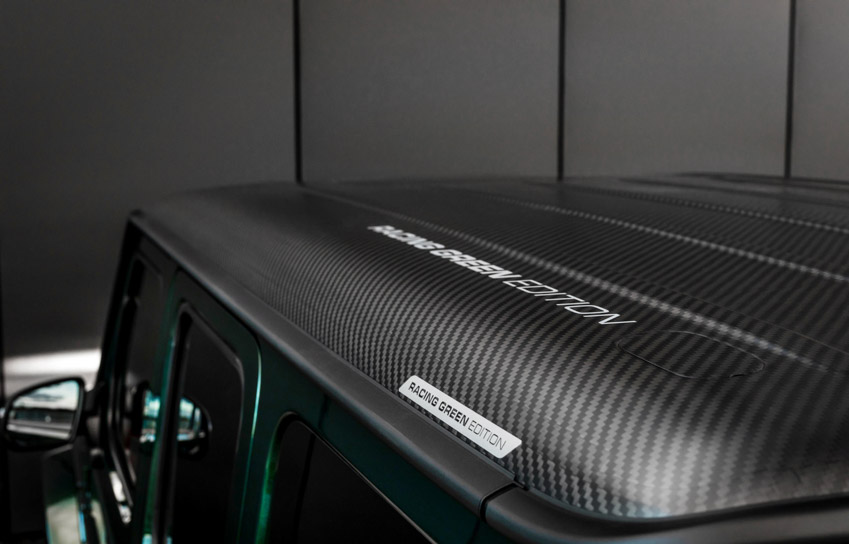 Vua địa hình Mercedes-Benz G-Class siêu cá tính với bản độ từ Carlex Design-12