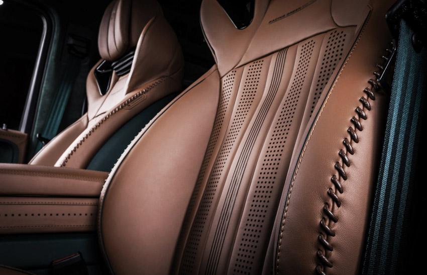 Vua địa hình Mercedes-Benz G-Class siêu cá tính với bản độ từ Carlex Design-14