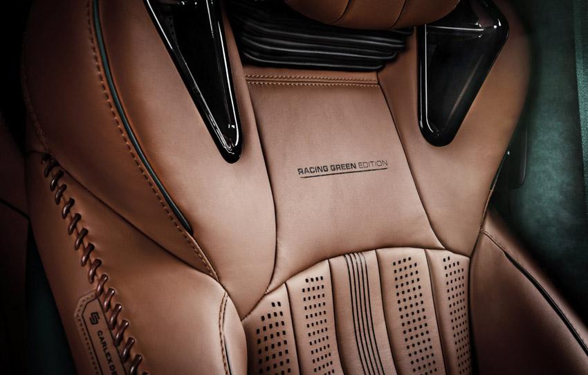 Vua địa hình Mercedes-Benz G-Class siêu cá tính với bản độ từ Carlex Design-19