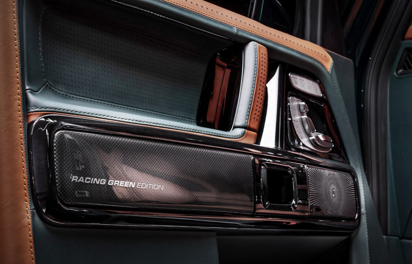 Vua địa hình Mercedes-Benz G-Class siêu cá tính với bản độ từ Carlex Design-24