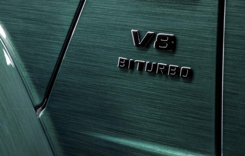 Vua địa hình Mercedes-Benz G-Class siêu cá tính với bản độ từ Carlex Design-8