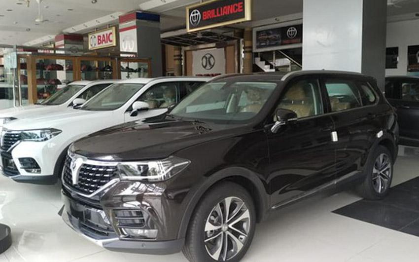 Xe Trung Quốc gần đây liên tục giảm giá dọn đường cho xe đời mới hơn