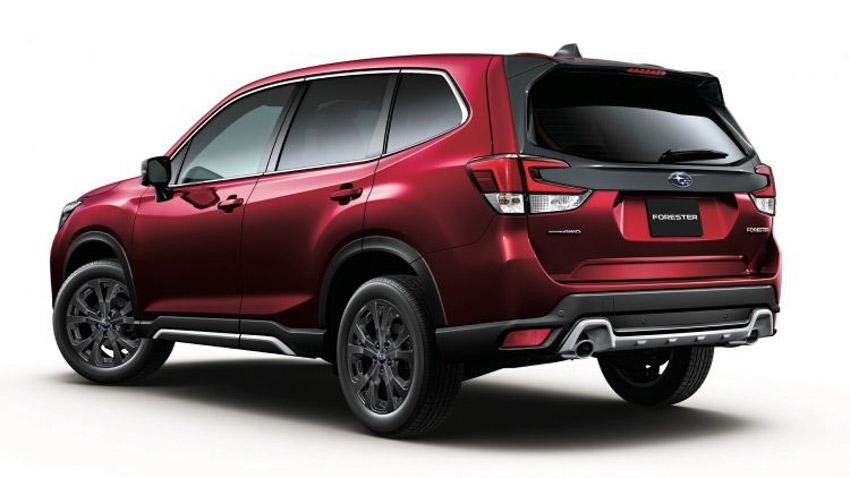 Subaru Forester có thêm phiên bản sử dụng động cơ 1.8L tăng áp - 2