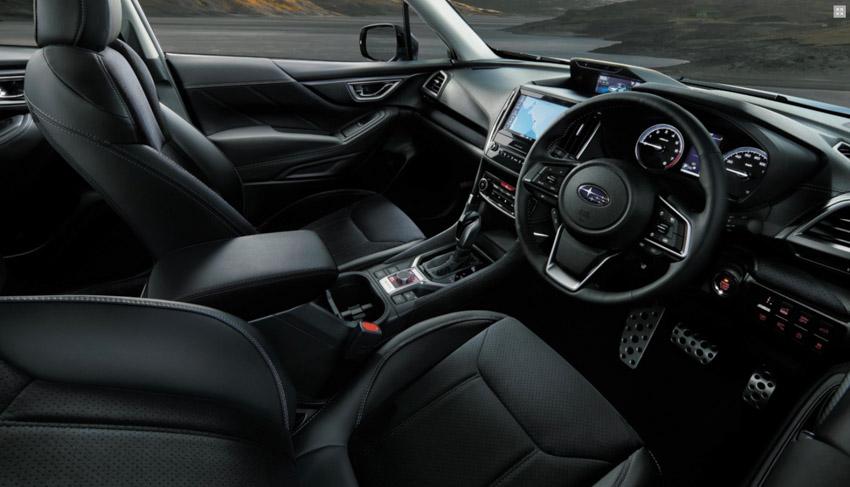 Subaru Forester có thêm phiên bản sử dụng động cơ 1.8L tăng áp - 4