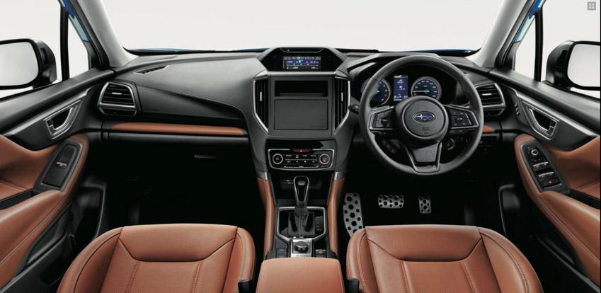 Subaru Forester có thêm phiên bản sử dụng động cơ 1.8L tăng áp - 5