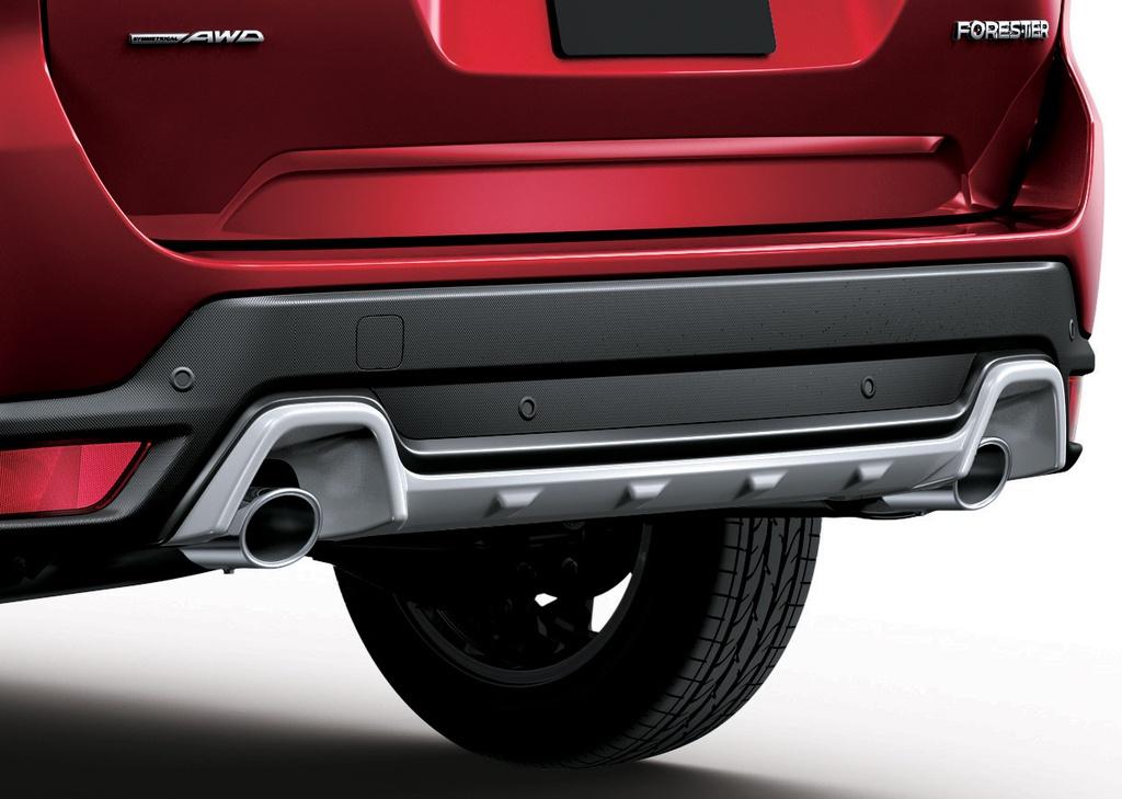 Subaru Forester có thêm phiên bản sử dụng động cơ 1.8L tăng áp - 8