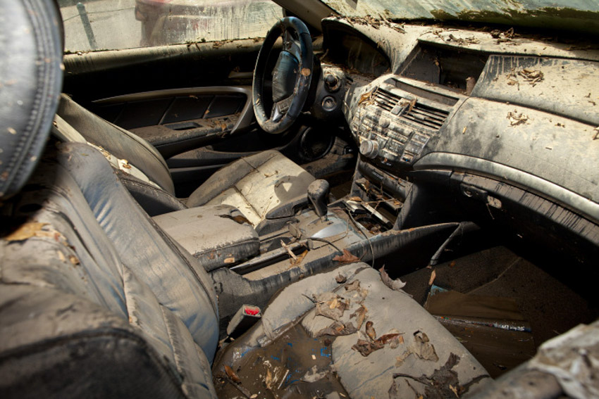 Những lưu ý quan trọng sau khi ô tô bị ngập trong bùn lầy - 6