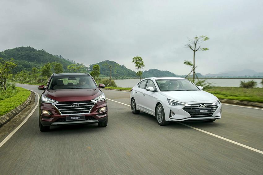 Doanh số Hyundai Tucson và Hyundai Santa Fe bứt phá ngoạn mục trong tháng 9/2020 - 2